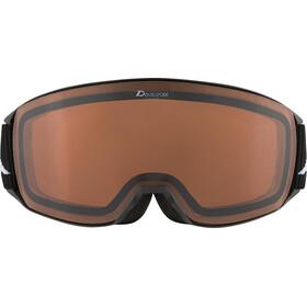 Alpina Alpina Nakiska DH Goggles, black